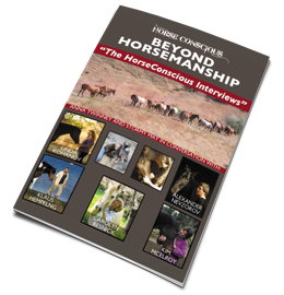 Click here to get your FREE copy of the HorseConscious ebook